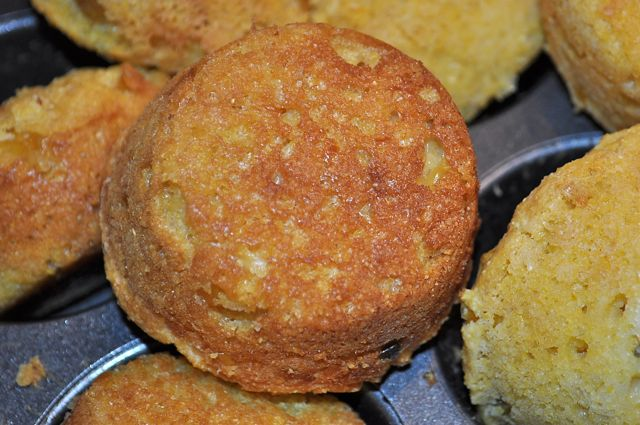 Cornbread jalapeño muffins combines the best of cornbread and a ...
