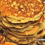 pancakes with whole-grains & buttermilk