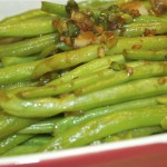 green beans asian-style