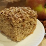 apple almond spice cake