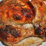 citrus roasted (or grilled) chicken